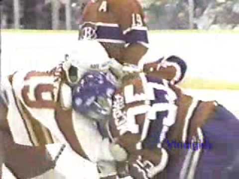 Tim Hunter vs. Mike McPhee
