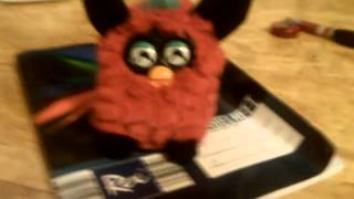 preview picture of video 'Furby die Show'