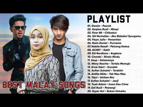 LAGU BARU 2021 MELAYU TERBAIK (Best Malaysia Songs - CARTA LAGU ERA 40 TERKINI)