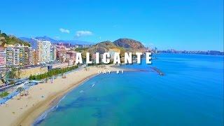 ALICANTE  BEACH DAY #1
