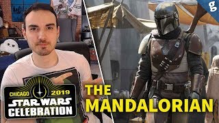 Star Wars Revivez Le Panel The Mandalorian Pas De Trailer