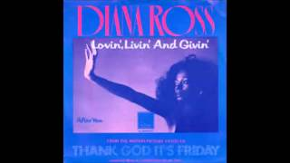 Diana Ross - Lovin' Livin' and Givin'