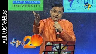 Jonnavithula Parody Songs in Rajamandry ETV @ 20 Celebrations