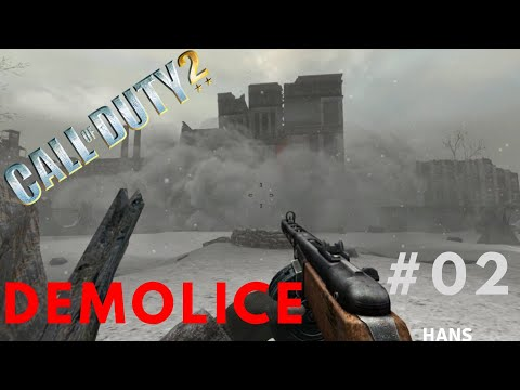 DEMOLICE - CALL OF DUTY 2 | #02
