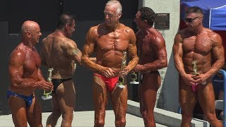 Masters Bodybuilding Men Over 50 Champion Of Muscle Beach