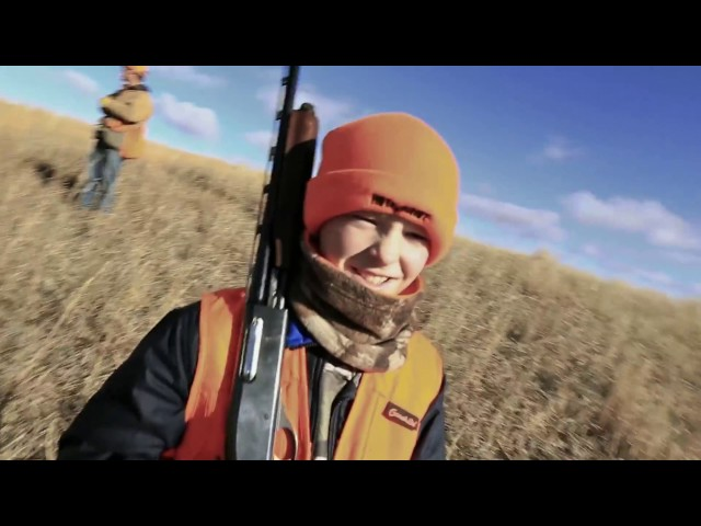 Kids Field hunt at the Rackett
