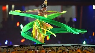 "Dunhuang dance show ""Flying Apsaras"""
