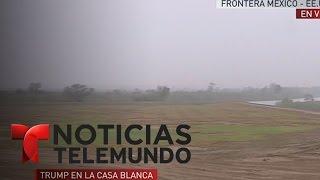 Esperan cambios migratorios en frontera Texas - México | Noticiero | Noticias Telemundo