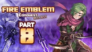 """Part 8: Fire Emblem Fates, Conquest Lunatic, Ironman Stream - """"The Legend of Bernd"""""""