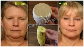 How to Make Your Face Look 5 Years Younger Overnight ! Wrinkle Free Glowing Skin