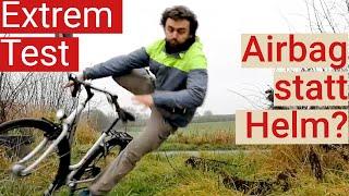 Hövding im Test – Taugt der Fahrrad-Airbag als Helm-Ersatz?