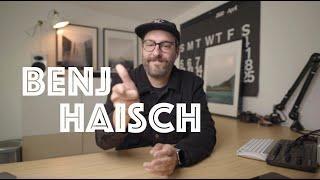 Benj Haisch Interview // Leicas, Film, And Adventure Elopements