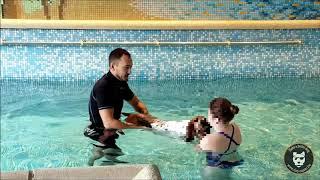 Hydrothérapie : revalidation pour Inaïa