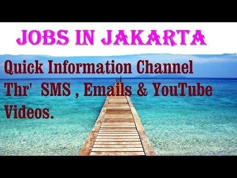 mp4 Job Vacancy Jakarta, download Job Vacancy Jakarta video klip Job Vacancy Jakarta