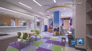 New playroom brings light and healing to children with cancer at CHKD