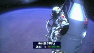 Felix Baumgartner Space Jump World Record 2012 Full HD