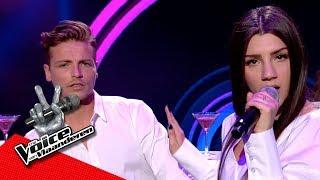 'Attitude and attention' voor Sima | Liveshows | The Voice van Vlaanderen | VTM