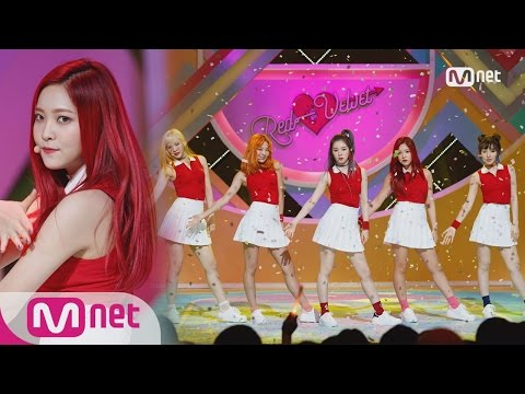 [Red Velvet - Russian Roulette] Comeback Stage | M COUNTDOWN 160908 EP.492