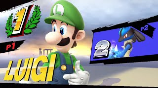 Super Smash Bros Wii U - All Character Victory Animations