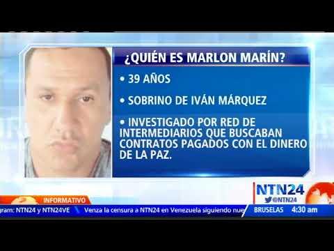 ¿Quien es Marlon Marin? Hombre que seria testigo clave en el caso contra Jesus Santrich
