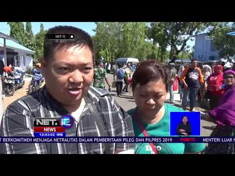 Evakuasi Korban Gempa Donggala & Tsunami Palu Kini Tiba Di Makassar-NET12