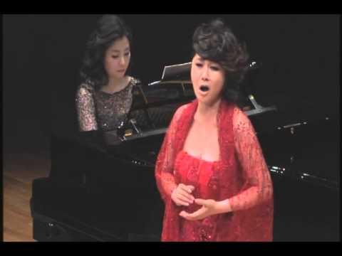 Amapola by Jose Maria Lacalle Garcia (soprano Julia Mihyun Kho) 고미현