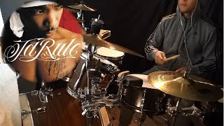 Ja Rule Feat. Case - Livin' It Up {Drum Cover} High Quality Mp3
