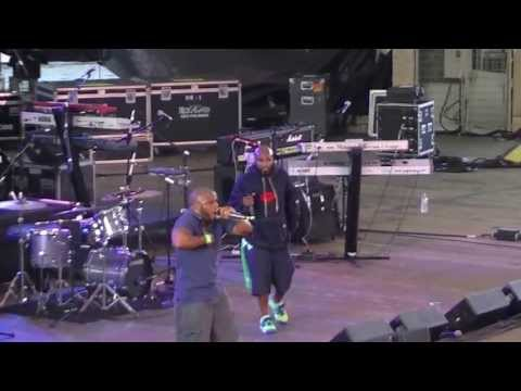 5ive ft. Giant Summer Soul Jam World's Fair Park Knoxville Tn.