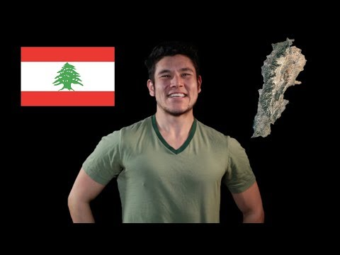 Libanon - Geography Now!