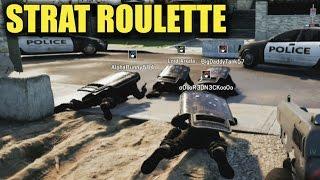 STRAT ROULETTE #2! - Rainbow Six Siege