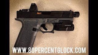The Shooter's Mindset Episode 195 80 Percent Glock