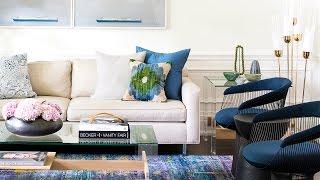 Interior Design – Tour A Bright Family Home With Pops Of Color