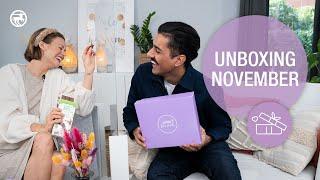 Double Trend-Alarm! November Unboxing der Schön für mich Box und die Black ROSSMANN Week