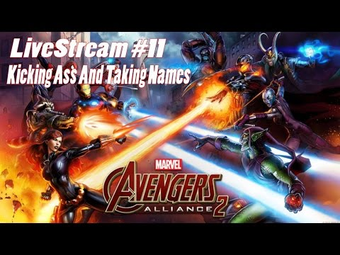 Marvel: Avengers Alliance 2 (by Marvel Entertainment) - iOS / Android - HD LiveStream #11 | MTW