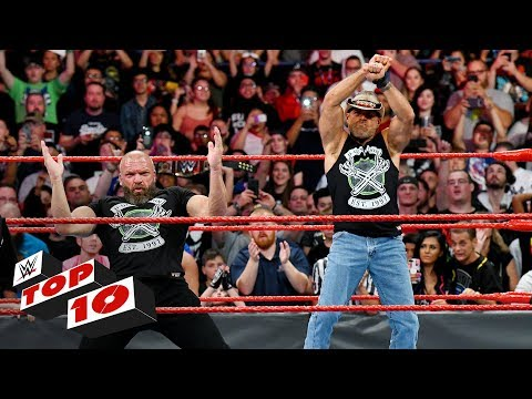 Download Top 10 Raw moments: WWE Top 10, October 8, 2018 HD Mp4 3GP Video and MP3