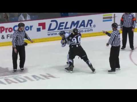 William Poirier vs. Louis-Philippe Simard