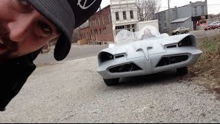 TheDailyWoo - 524 (12/7/13) Building The 1966 Batmobile !