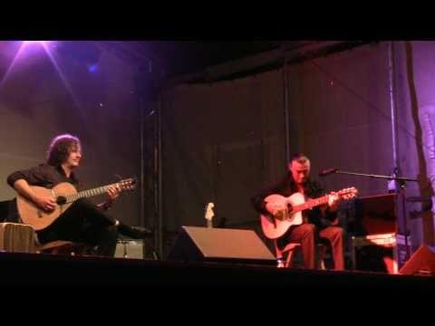 Lulo Reinhardt Gypsy Swing Project - Mar y Sol