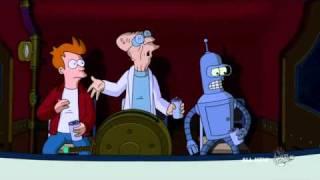 Futurama - The End of the Universe