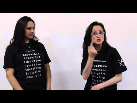 #educativobienal Vídeo convite à #30bienal em LIBRAS