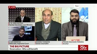 The Big Picture - Reservation : Who will benefit