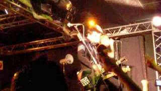 Anti-Flag. War sucks, let's party & one people, one struggle