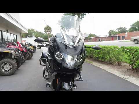 2015 BMW K 1600 GTL in Sanford, Florida - Video 1