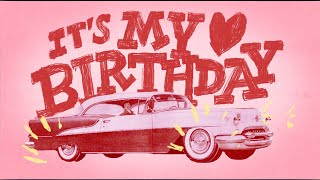 Anne-Marie - BIRTHDAY [Official Lyric Video]