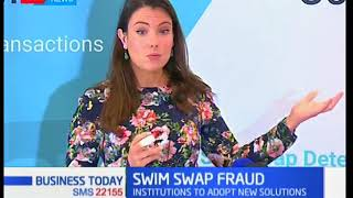 Swim swap technology to guard against fraudsters