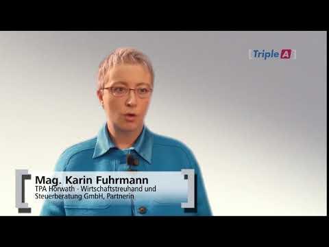 Mag. Karin Fuhrmann / TPA Horwath - Wirtschaftstreuhand und Steuerberatung GmbH, Partnerin