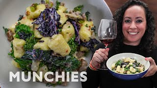 Make Gnocchi With Sausage & Kale - The Cooking Show