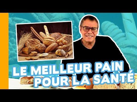 🍞Quel Est le Meilleur Pain pour la Santé ? Pain complet, pain blanc... 🍞