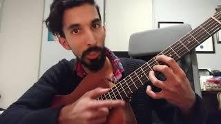 Lauv   Paris In The Rain Guitar Tutorial (i Think) No Capo TABS In Description