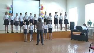 1332 Детский хор «Радуга» с  Калтасы